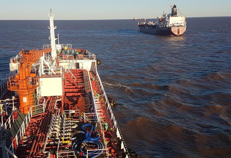 Maria Emilia LV - National Shipping